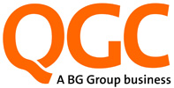 QGC - A BG Group business logo